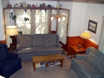 Ellman House Living Room